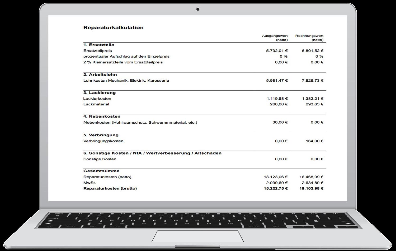 Rechnungsprüfung
